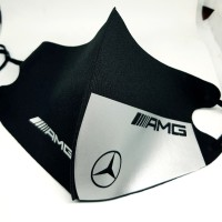Masker Scuba Adjustable Mercedes Benz