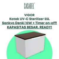 Kotak Sterilisasi / UV Sterilizer Box / UVC Sterilizer Box by CASABEL