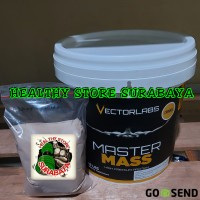 Master Mass Ecer 2 lbs Vectorlabs Gainer Mastermass Ecer 2lbs Susu Gym