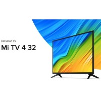 "Xiaomi Mi LED 4A 32"" TV Android Smart Tv GRS RESMI"
