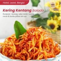My Tummy Kering Kentang Balado - 200gr