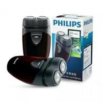 Philips Electric Shaver PQ-206/Pencukur Kumis Pria Philips PQ206 Asli