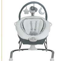 Ayunan Graco Duet Sway™ LX Swing with Portable Bouncer