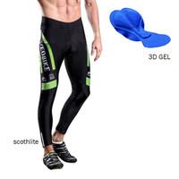 Celana Sepeda Panjang Padding 3D Gel Veobike Cycling Pants