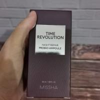 Missha Time Revolution Night Repair Probiotik Ampoule