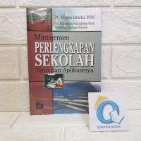 Buku Manajemen Perlengkapan Sekolah: teori dan aplikasinya ibrahim