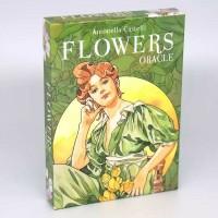 Flowers Oracle by Antonella Castelli