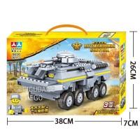 Lego Mobil Tank Tentara Army Perang Battlegrounds Survival 3 in 1Jumbo