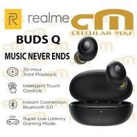 Realme Buds Q TWS ORIGINAL GARANSI RESMI REALME