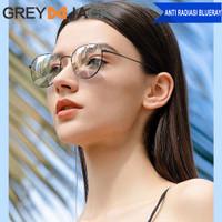 GREY JACK/kacamata anti radiasi blueray dewasa fashion wanita1907