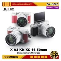 Fujifilm X-A3 Kit 16-50mm f/3.5-5.6 OIS II / XA3