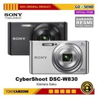 Sony Cybershoot DSC W830 Digital Camera / Kamera Saku / Garansi Resmi