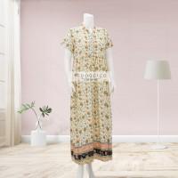 Lunaci Lime Charlotte Maxi Dress