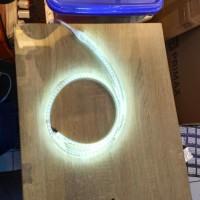 (anti conslet)LED selang fleksibel strip 2835 120led /LED selang - White