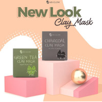 Clay Mask Charcoal Ms Glow