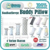 BaaBaa Baabaasheepz Bed Time Buddy / Bantal Baba / New WASHABLE