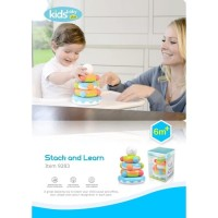 KIDSBABY PLUS STACK AND LEARN TOY