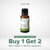 Essenzo Tea Tree Essential Oil - 10ml(Membantu Penyembuhan Jerawat)