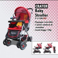 Crater Baby Stroller P-213SN