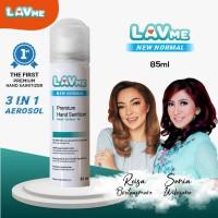 Lavme Hand Sanitizer Spray Anti Virus Organic - 85ml New Normal 3 in 1