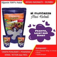 AL-Mumtazza Nasi Kebuli (Beras Basmati+Bumbu)