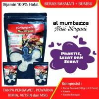 AL-Mumtazza Nasi Biryani (Beras Basmati+Bumbu)