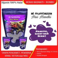 AL-Mumtazza Nasi Mandy (Beras Basmati+Bumbu)