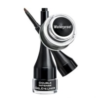 Gel Eyeliner Silky Girl Double Intense