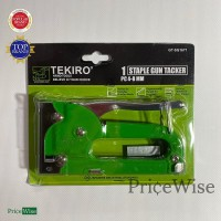 Staple Tembak 4-8 mm / Staple Gun Tacker / Stapler Tekiro