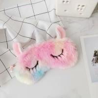 Penutup Mata Unicorn Rainbow / Tutup Mata Unicorn Untuk Tidur