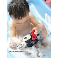 Spon Mandi Busa Bayi Bahan Katun Lembut Cotton Baby Bath Sponge