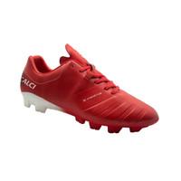 Calci Sepatu Bola Soccer Valor SC - Red White