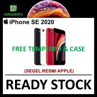 Ready Apple iPhone SE 2 2020 64gb black white red