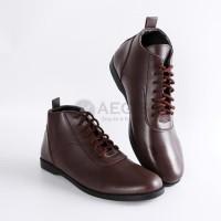 Sh9376 Crazy Deals Aegis Ignite Lite Brown Exclusive Sepatu Boots