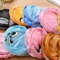 Keranjang Laundry Bag Lipat Karakter Basket Baju Kotor Storage Motif