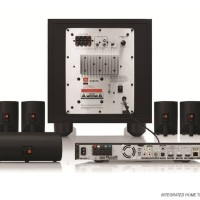 JBL BD-300 - INTEGRATED HOME THEATER SYSTEM