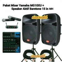 PAKET CUSTUM SOUND SYSTEM