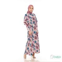 Dress Muslim Wanita | Hilya Ungu | Gamis Monalisa Original