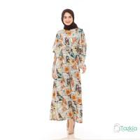 Dress Muslim Wanita | Hilya Bata| Gamis Monalisa Original