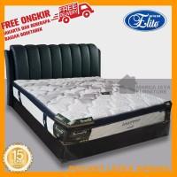 Kasur Spring Bed ELITE POCKET LATEX 160 CM X 200 CM. MATRAS ONLY.