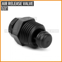 "Air Release /Relief Valve - 1/2"""