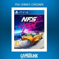 PS4 NFS Heat PS4 / Need for Speed Heat PS4 Reg 2