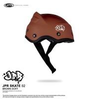 JPR SKATE 02 - BROWN DOFF/WHITE
