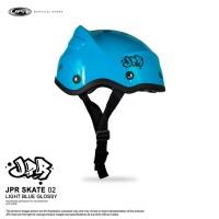 JPR SKATE 02 - LIGHT BLUE GLOSS/BLACK