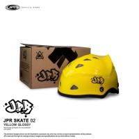 JPR SKATE 02 - YELLOW LEMON GLOSS/BLACK