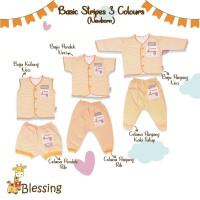 blessing babywear-paket lengkap-Sz Newborn-