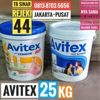 Cat AVITEX 25KG Galon 25 KG Tembok Interior Plafon Dinding Avian Paint