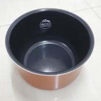Yong Ma Panci Eco Ceramic Inner Pot 2.0 Liter - Non Wing / Gagang