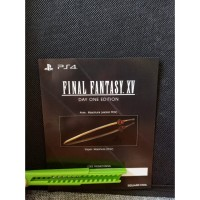 ADD ON DLC FINAL FANTASY XV PS4