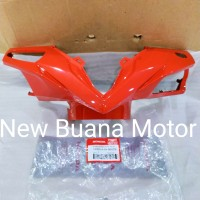 Batok Depan New Beat Sporty 2020 LED Merah
